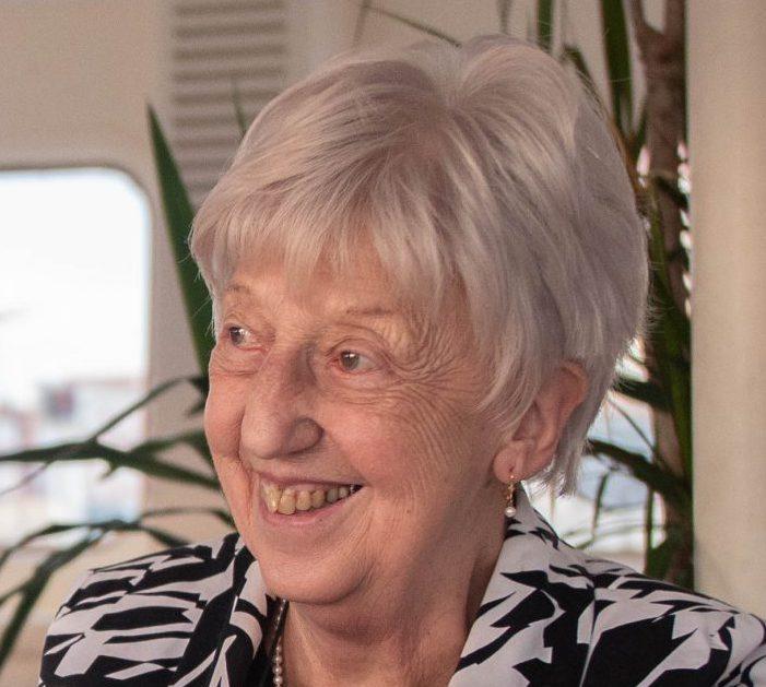 avis de décès - Françoise HAERINCK - Pompes Funèbres.